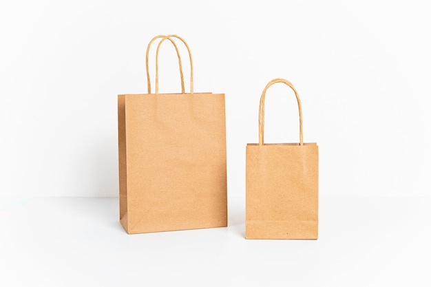 Sacos de papel artesanal