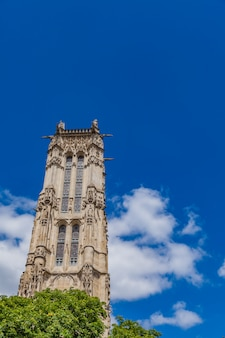 Saint jacques tower em paris