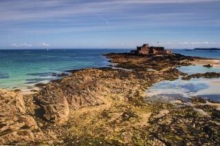 Saint malo ilha