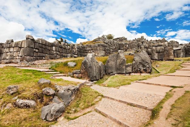 Saksaywaman em cusco