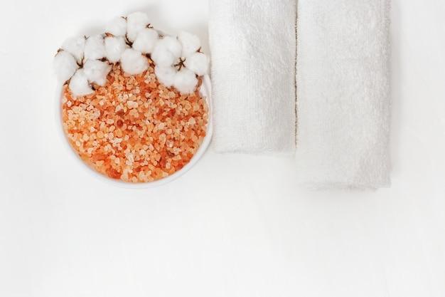 Sal marinho para banho