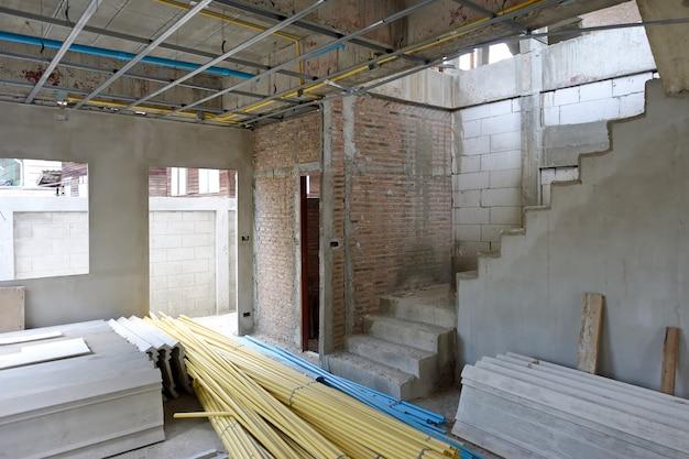 Sala de construção