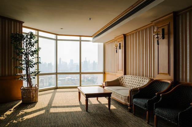 Sala de estar contemporânea Foto gratuita