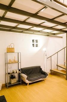 Sala de estar estilo bonito