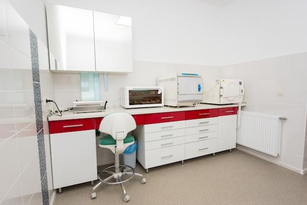 Sala de esterilização