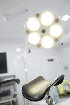 Sala ginecológica do hospital