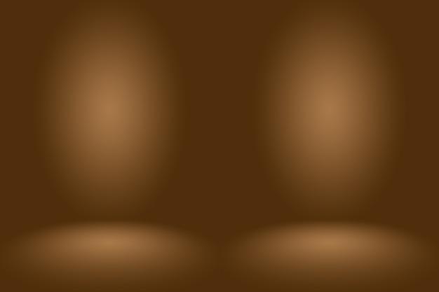Sala vazia do fundo abstrato gradiente com espaço para o seu texto e imagens.