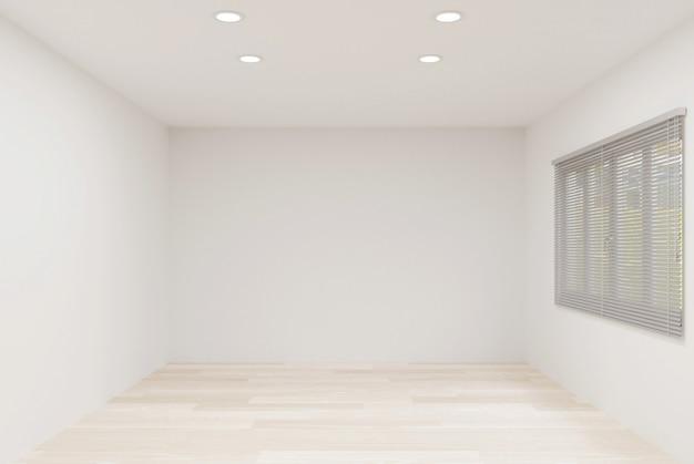 Sala vazia para reuniões ou atividades