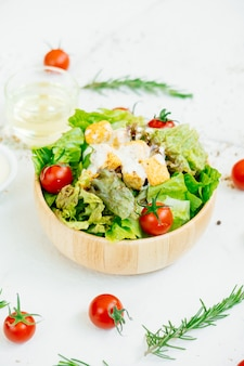 Salada césar
