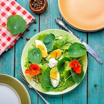 Salada de chagas de verão
