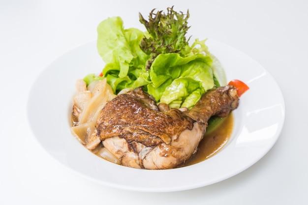 Salada de galinha