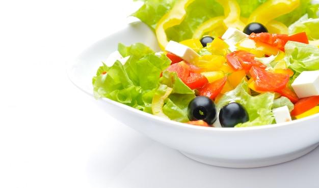 Salada em uma tigela