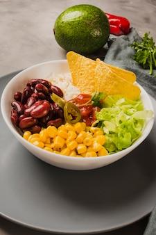 Salada mexicana