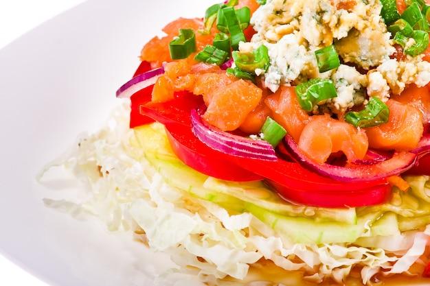 Salada refinada