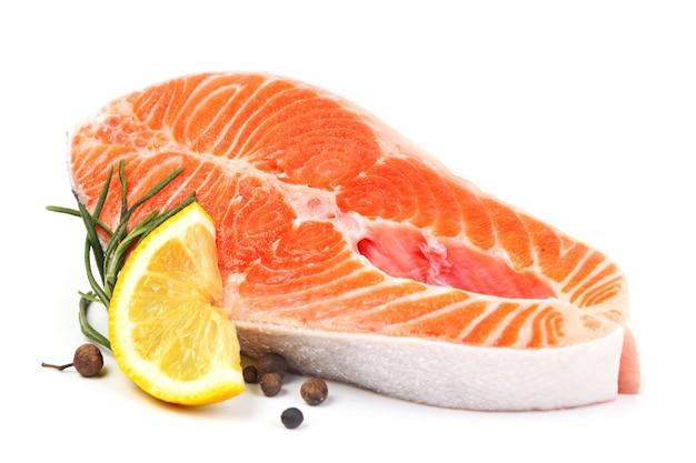 Salmão peixe