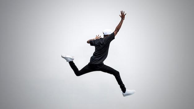 Salto elegante