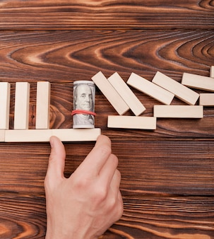 Salvar a economia e parar o conceito de crise