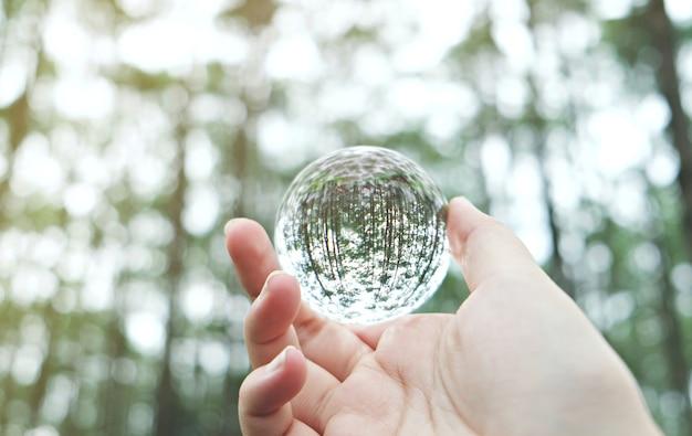 Salve o dia da terra mundial. economia de energia, economize o conceito