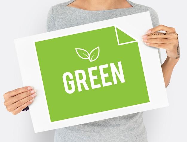 Salve o planeta ecologia de economia de energia sustentável meio ambiente