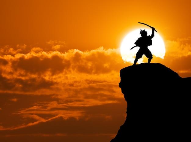 Samurai no topo