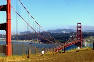 San francisco, pontes, ponte