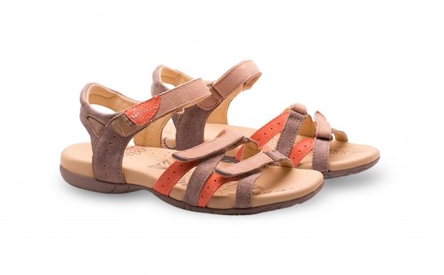 Sandálias de verão esportivas femininas