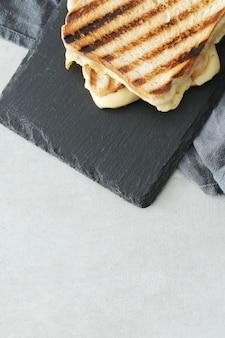 Sanduiche de queijo