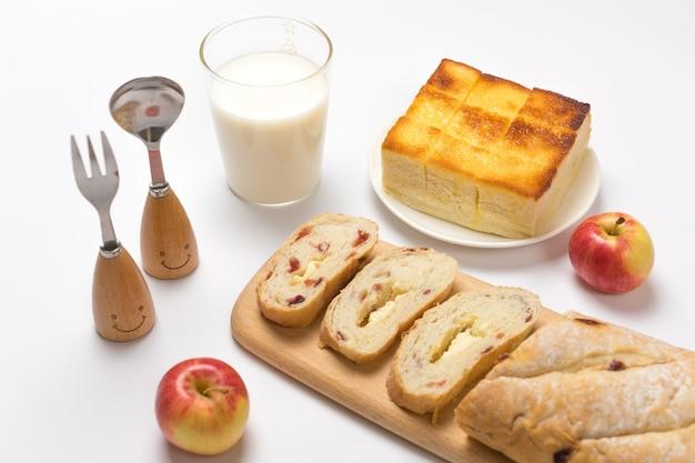 Sanduíches de café da manhã