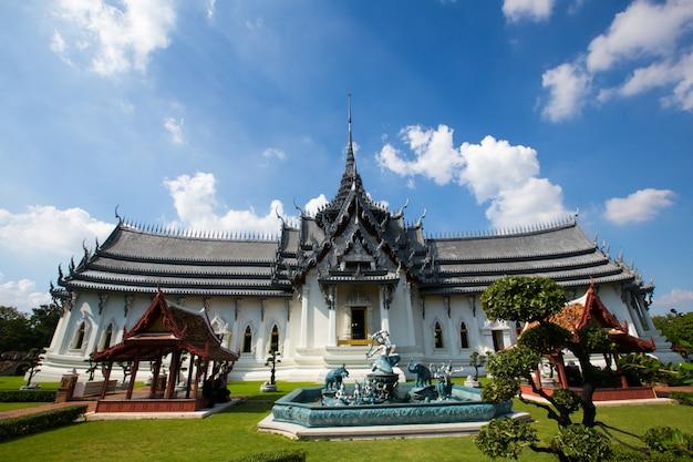 Sanphet prasat palace, cidade antiga, bangkok, tailândia