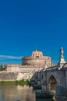 Sant angelo bridge em roma