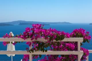 Santorini muito