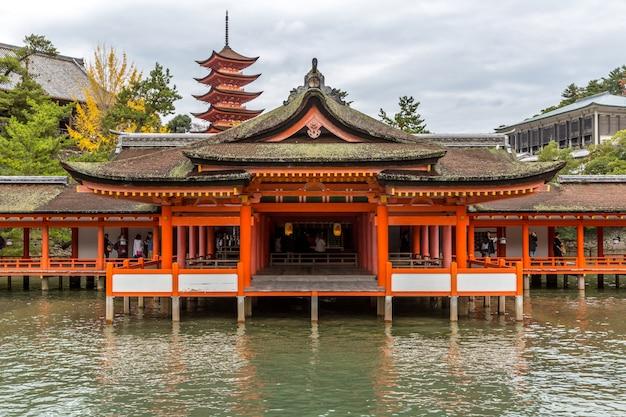 Santuário flutuante miyajima, hiroshima