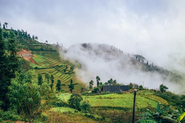 Sapa, norte do vietnã