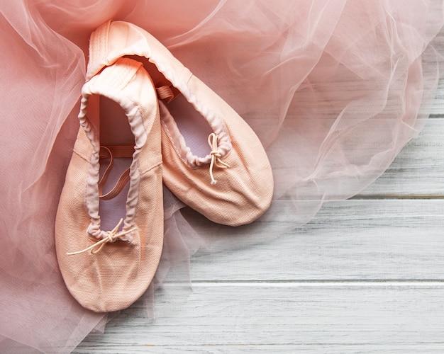 Sapatilhas de balé para crianças