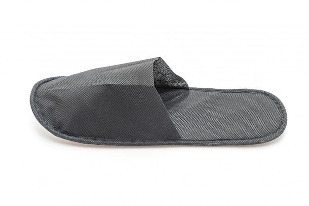 Sapatos chinelo preto