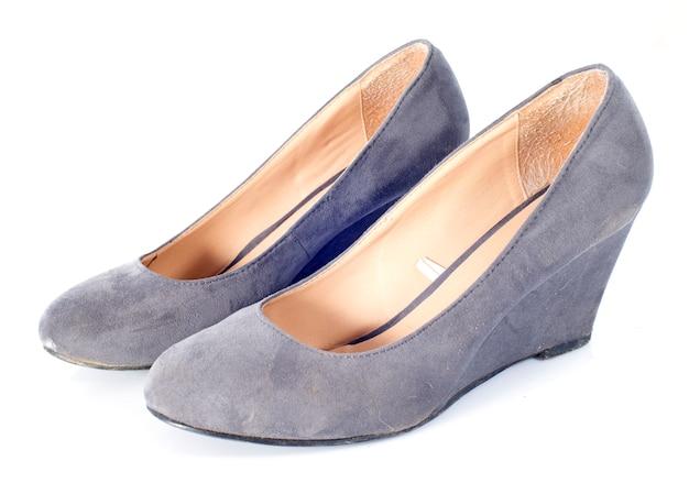 Sapatos curtos