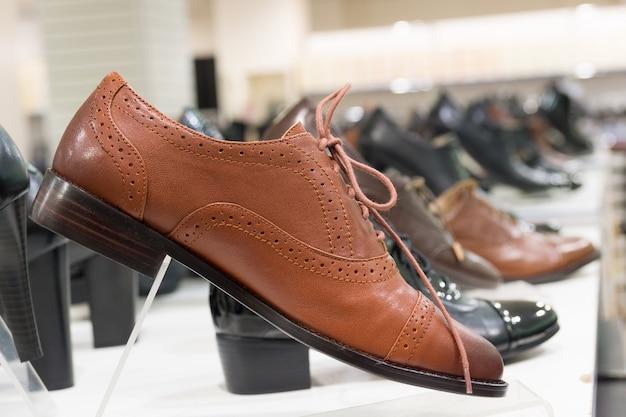Sapatos da loja