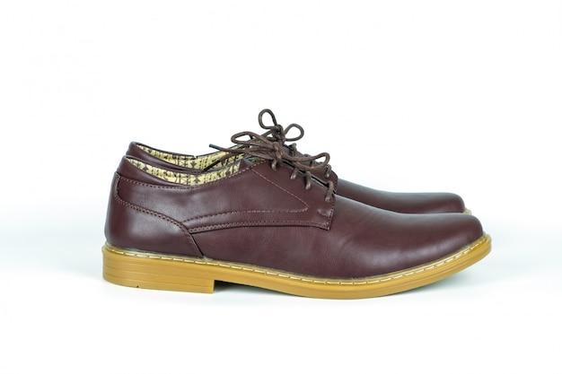 Sapatos de couro formais