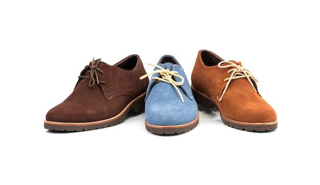Sapatos de homem da moda