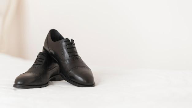 Sapatos de vassoura