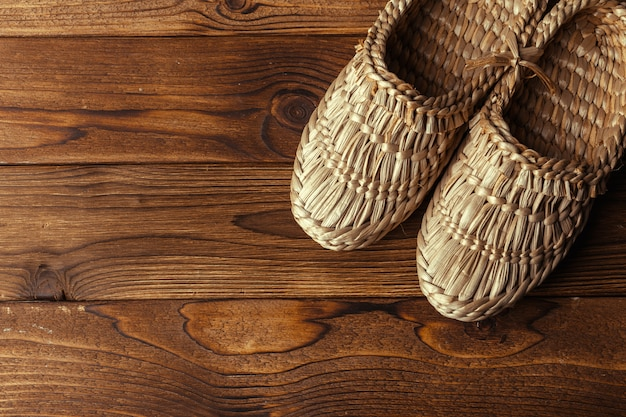 Sapatos velhos