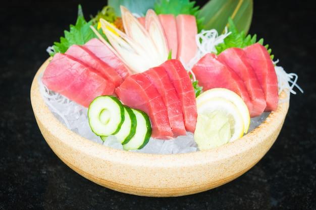 Sashismi de atum