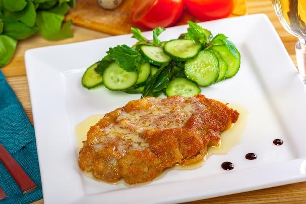 Schnitzel alemão