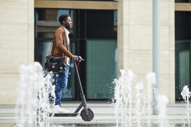 Scooter elétrico de equitação