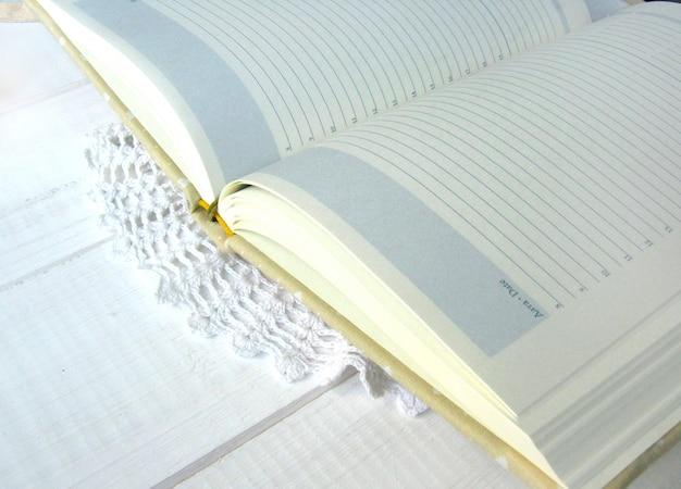 Scrapbooking de encadernação de papelão