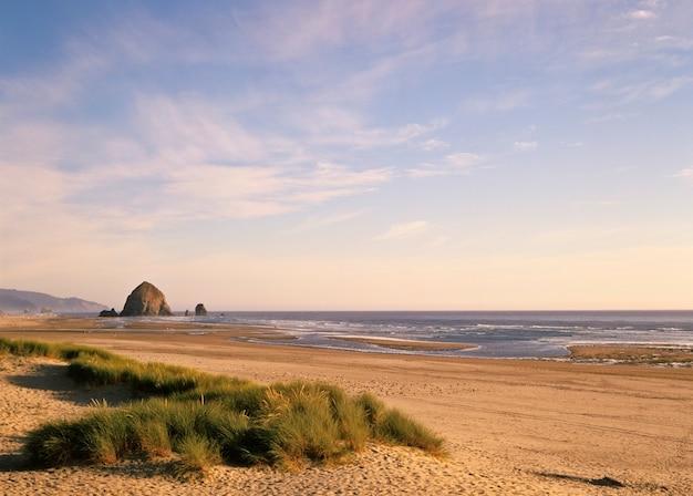 Seascape da praia