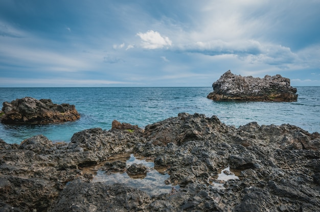 Seascape dramático
