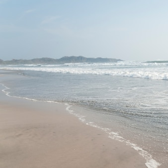 Seashore em costa rica
