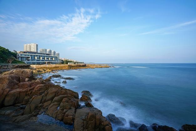 Seaside hotel em qingdao, china