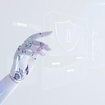 Segurança cibernética de ia, proteção contra vírus de aprendizado de máquina